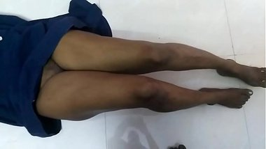 South Indian Aunty Video making by husband