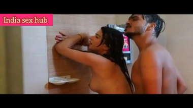 Indian girl bathroom sex