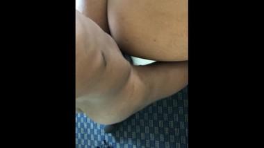 My big booty girlfriend taking backshots doggystyle
