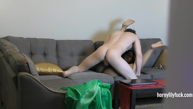 Horny Lily Getting Fucked Compilation