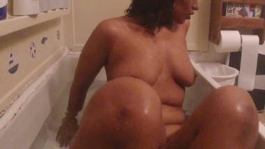 My wet bubble butt Part- 2