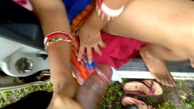 Stepmom Fucked By Stanger Outdoor Risky Public Sex In Car