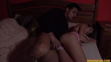 Indian brother in law fucks hot desi sali in ass and pussy