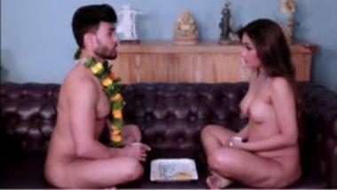 Desi xxx porn of zoya rathore and nude stranger