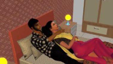 Animation porn showing desi bhabhi devar sex