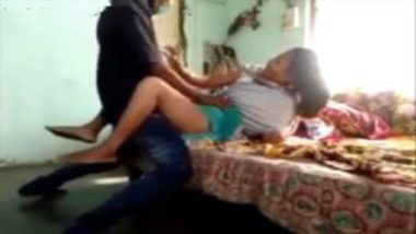 MMS of watchman fucking desi mature maid