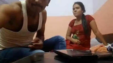 Desi couple romance and self home made video leaked
