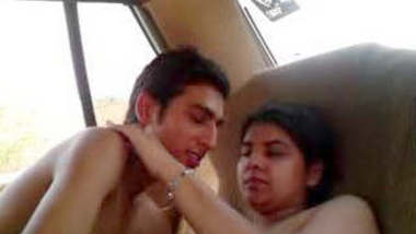 Paki couple sex in car part 4