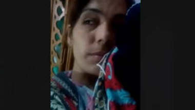 Paki Bhabi Showing On VideoCall