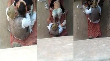Dehati sex scandal MMS hidden cam video