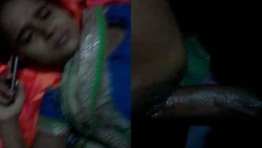 Cheating Dehati housewife sex with her neighbor