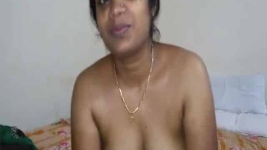 South Indian wife exposed nude on cam