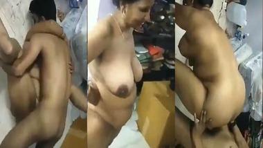 Mature sexy slut fucking in storeroom video MMS