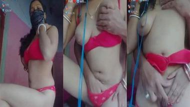 Hot Indian Live cam show of full Masti