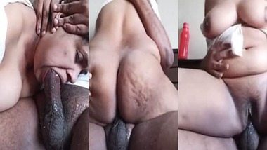 Big breasted cock hungry slut riding dick