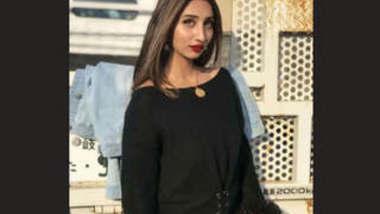 Paki Tiktoker Sehar Mirza 3rd Video Leaked Pussy fingering and eating
