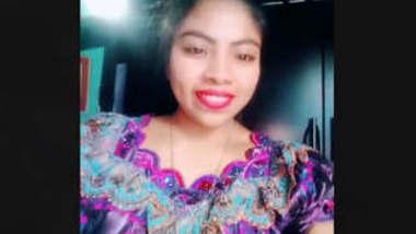 Sexy Nepali girl masturbating