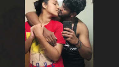 Desi lover making video