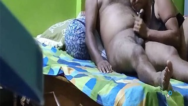 Sexy wife blowjob sex MMS video