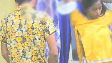 Yellow kameez girl hidden cam sex video with BF leaked