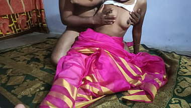 Indian hot wife fucking with daver