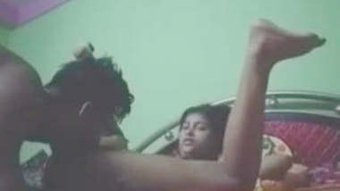 Beautiful Cute Bangladeshi Married Girl 4 Clips Part 4
