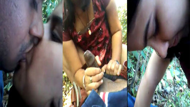 Dehati XXX video of a maid with her house owner