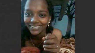Cute Tamil Girl Blowjob