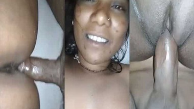 Big ass Tamil aunty drilled hard by neighbor