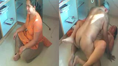 Mature office bhabhi sex with her boss
