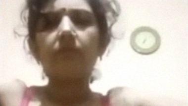 Bangalore aunty Sada naked video call