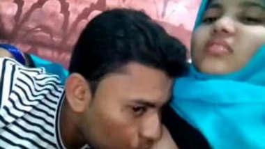 Beautiful Cute Bangladeshi Gf Boob Sucked By Lover