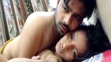 Indian GF painful sex session with her lover