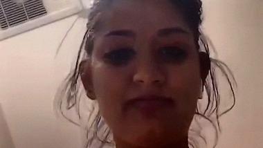 Punjabi babe full nude strip and tease clip