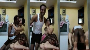 Tamil couple sex MMS video scandal