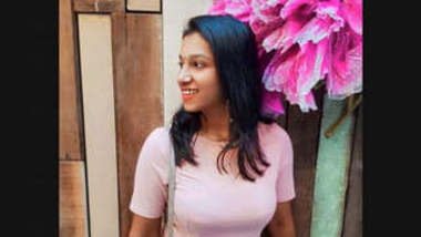 Tamil Malaysian Girl Showing On Video Call Part 2