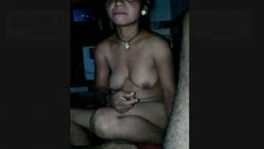 Wife Nude Video Record By Husband