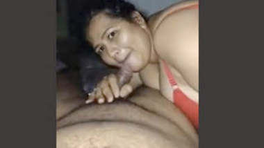 Desi Mature Bhabhi Blowjob