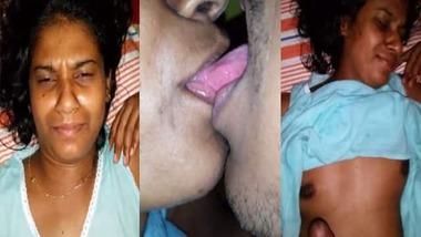 SriLankan couple night sex video to ignite your sex mood