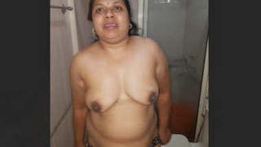 Horny Bhabhi masturbating and Fucking 3 Clips Part 2