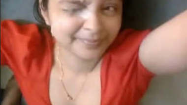 Horny NRI Bhabhi blowjob and Hubby CUm On her Face
