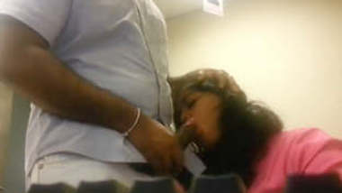 Sexy Desi girl Blowjob and Fucked in office 5 clips part 2