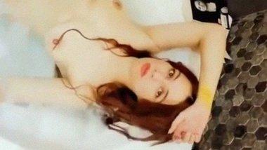 Rabi Peerzada Bathing (Paki Actress Scandal)
