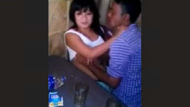 Bangladeshi Lover Romance and Boob Sucking Record By Friends