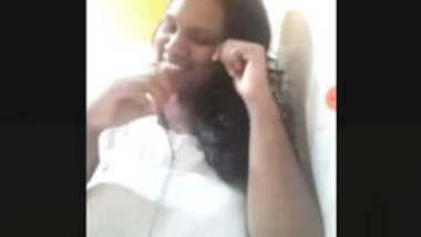 Sl aunty on video call