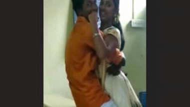 Mallu Lovers Romance in Classroom