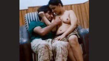 Desi Sexy Couple Fucking At Home