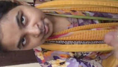 Desi Tamil Cute Girl Blowjob