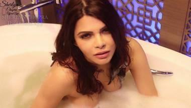 Sherlyn Chopra Sexy App Video (HD)