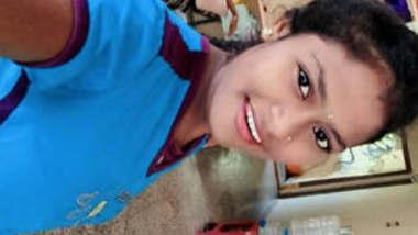 Horny Desi Girl Selfie Video
